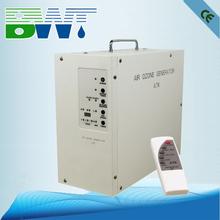 A7K Plug-in y Turn-off Home Generador de Ozono 7000mg de salida del purificador del aire del ozono / h