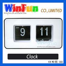 Fashion Flip Desk Clock Promotional Wall Clock