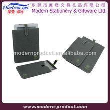 Soft cotton fabrics for ipad mini case