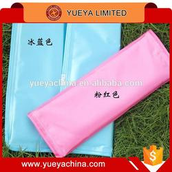 multifunctional iced cooling cushion laptop pink radiating mat pad