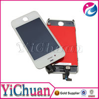 Mobile phone lcd for iphone 4/4s touch,for iphone 4s lcd