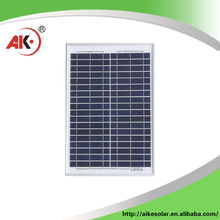 25W good quality high efficency pv poly solar panel manufacturer with CE,TUV,ISO, ROHS, etc certification