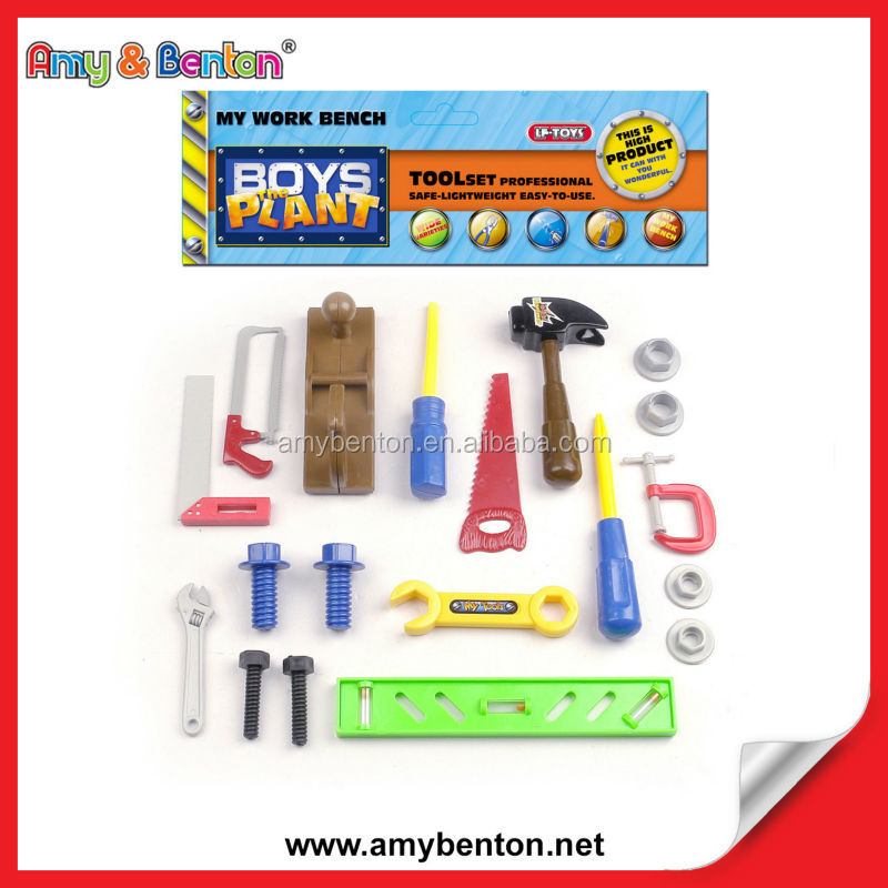 Wholesale 100%Non-toxic Plastic Cheap Toy Tool For Kid