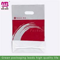 trustable manufacturer 100% biodegradable die cut bag