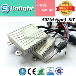 best price High quality HID ballast with xenon bulb ,AC or DC with 35W or 55W for Car or Motorcycle or motorbike