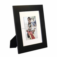 Mat Matte Black Wall Decor Frame Poster Editor Birthday Zebra wall picture frame set Picture 4 Photo Frame