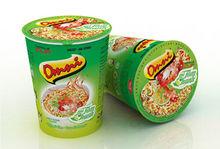 """""""Omni"""" Lemon Shrimp Flavor Instant Noodles (Cup)"""