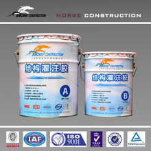 two components modified epoxy steel-planting perfusion adhesive, rebar planting adhesive