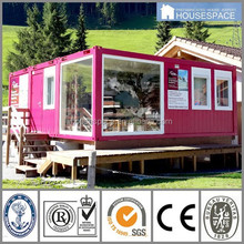 Nice Designed High Quality Easy Assembly container house shop