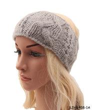 2015 women knit headband ear warmer