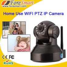 Plug&Play 1.0MP IR 10M Support Wifi ONVIF And TF Card Alarm System IP Camera