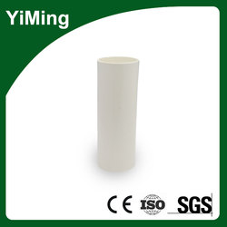 Manufacturer pvc pet transparent plastic tube