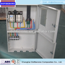 fiberglass SMC electrical water gas meter box