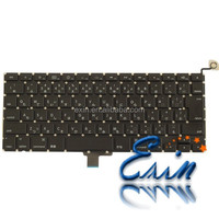 """Laptop Keyboard For Macbook Pro 13.3"""" A1278 Japan Japanese Keyboard With Backlight"""
