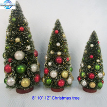 Hot sale 2015 artificial Christmas tree decoration from China manufacturer Large Christmas decorations
