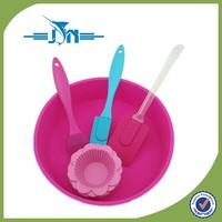 FDA SGS LFGB standard silicone kitchen utensil set