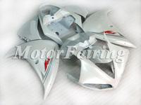 for yamaha yzf r1 2009 2010 r1 body kit 2010 r1 fairing kit 09 r1 10 yzf 1 10 r1 09 r1 motorcycle R1 09-10 bodywork white