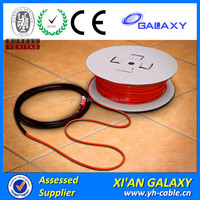 UL Stranded silicone rubber heating resistant electric cable electrical heating cable