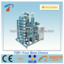 electrical insulating liquids oil filtration unit applied to vacuum oiling and drying for power transmission equipments
