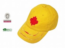 baseball cap with bottle opener