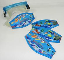 OEM Neoprene mask strap cover slap strap, scuba mask strap pad cover