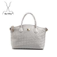 The new pure manual weaving handbag women women handbags manufacture in china