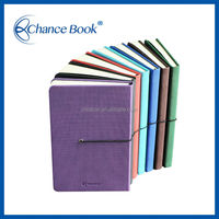 A5 Custom Wholesale Leather Writing Journals Books