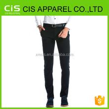 2015 wholesale latest design cotton mens long pants