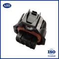 4 Pin eléctrico a prueba de agua de plástico Cable conectores automotrices