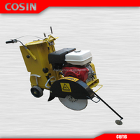 COSIN CQF16 Concrete Cutting Asphalt Cutting Floor Saw
