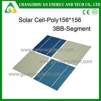 Higher quality A grade lower price Poly solar panels with triple junction solar cell