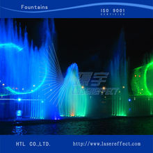 music dancing water fountain from China factory with whole equipment