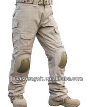 cotton mens combat trousers