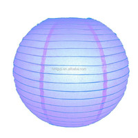 Chinese plastic paper lantern with safe wihout pollutio