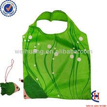 China eco silk shopping bags