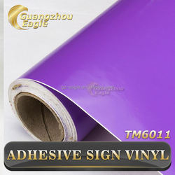 Self Adhesive Cut Vinyl For Lettering And Computer, Good Quality Cutting Vinyl