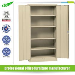 4 shelf support high quality used storage fire resistant cabinet