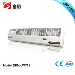 DRM-LWY15 380V 1.5m Large Air Volume Industrial Electric Heating Air Curtain