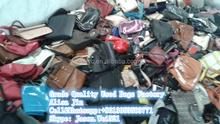 fashion mixed used bags export men ladies handbags