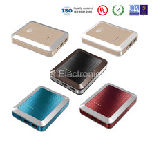 10400mAh portable power bank Backup Charger For cellphone ,PSP etc