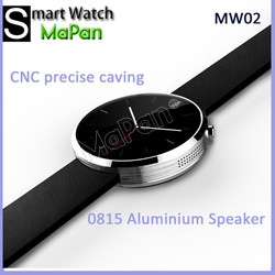 Hot New Smart Wear Device 2015 MaPan Smart Watch 1.22 inch Touch Screen Android Smart Watch Phone with bluetooth 4.0