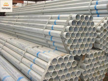 best selling hot dip galvanized pipe for handrails and fence post