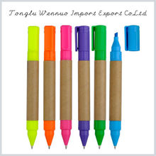 High quality all kinds of long highlighter pen