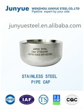Stainless Steel Pipe End Caps & Hats