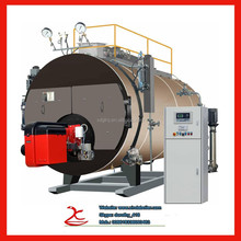 Oil fired steam boiler price fully heating transfer environmental friendly