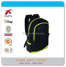 XIANGFENG 600D Polyester Backpack Travel Bag With Computer Layer