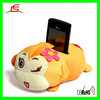Naughty Cute Plush Carton Monkey Cell Phone Holder