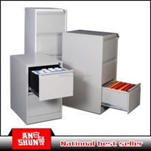 2015 new Design office metal furniture 4 Drawer steel File cabinet vertical filing cabinet, storage cabinet