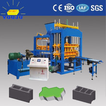 Dongyeu QT5-15 full automatic brick plant with excellent quality