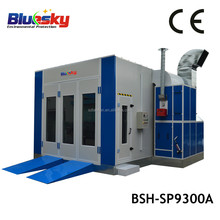 new china products for sale car body paint spray booth/car painting box/spray booth for car